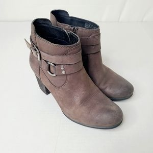 Josef Siebel Heeled Ankle Booties